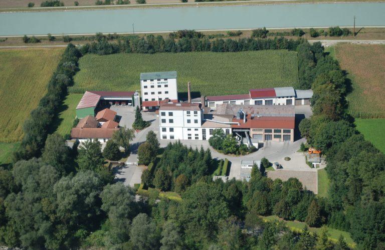 Luftbild St. Erasmus